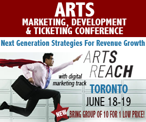 Arts Reach | Toronto | June 18-19, 2019