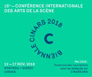 Biennale CINARS 2018 | 12-17 Nov. 2018