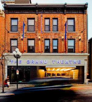 Kingston's Grand Theatre