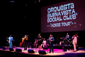 Orquesta Buena Vista Social Club - Adios Tour