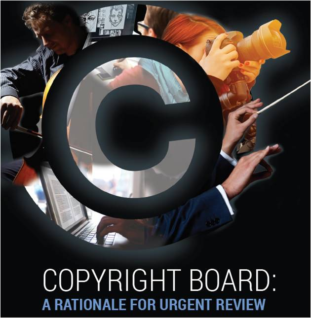 Copyright Board: A Rational for Urgent Review