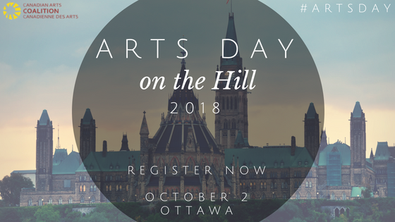 Arts Day on the Hill - Register Now