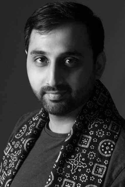 Umair Jaffar headshot