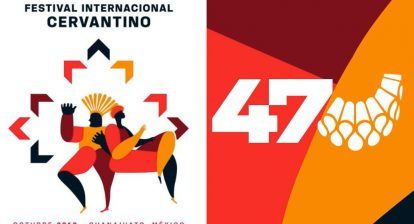 Cervantino International Festival banner