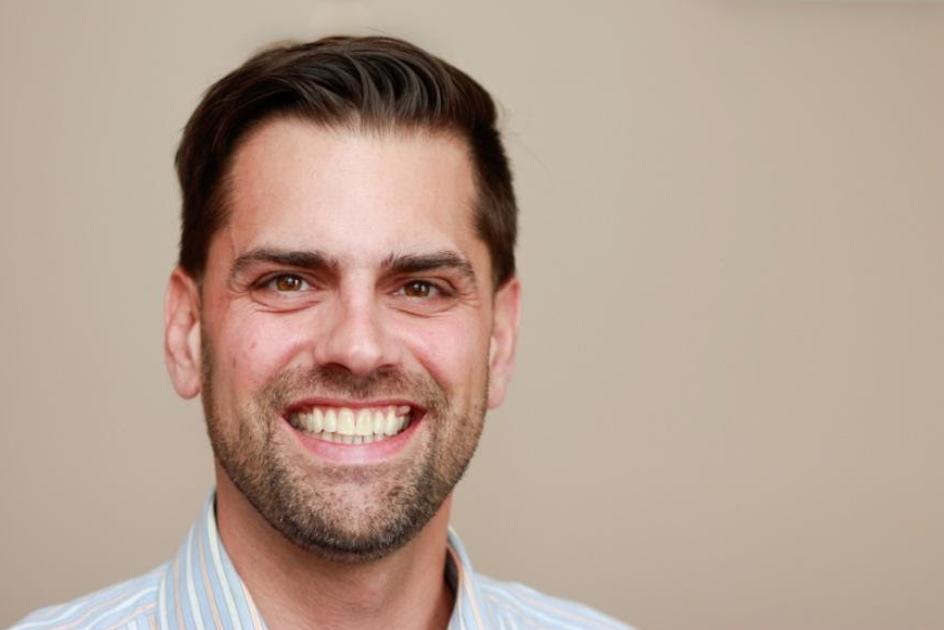 Headshot of Tim Yerxa